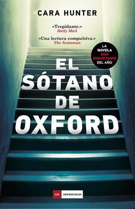 SÓTANO DE OXFORD, EL | 9788417761981 | HUNTER, CARA